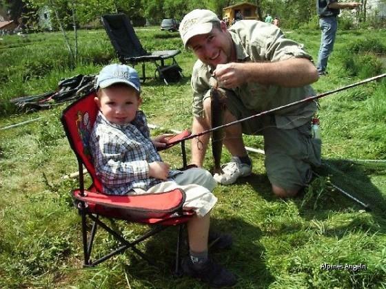 Der jüngste Fischer