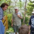 Teichwirtin und Schleichwerbung