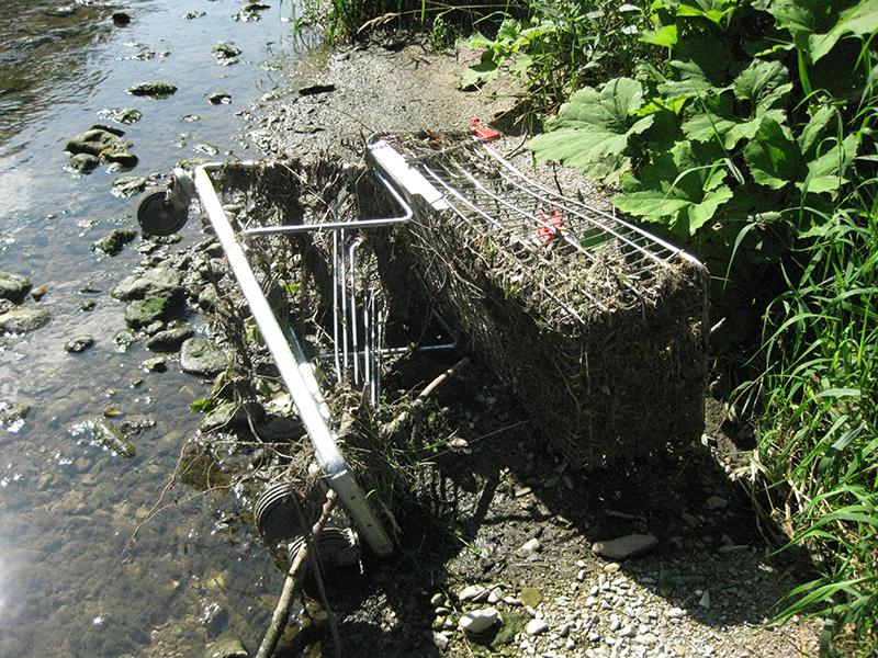 Hochwasser-Opfer