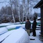 Wörthsee im Winter
