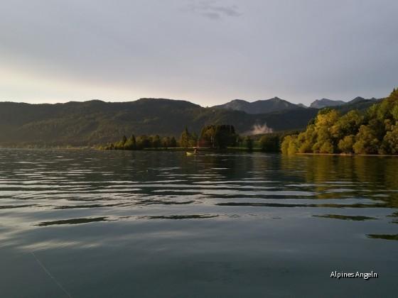 Walchensee August 2014