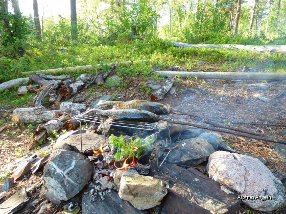 Lappland Barbecue