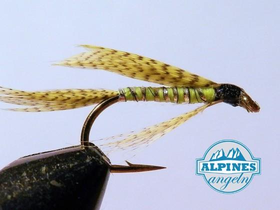 Yellow Mallard Wetfly