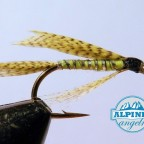 Yellow Mallard Wetfly