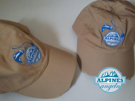 Alpines Angeln Cap