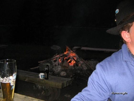 Der Grillabend/ Lagerfeuer