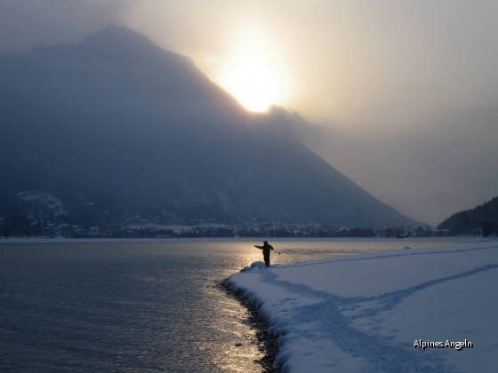 Achensee morgens