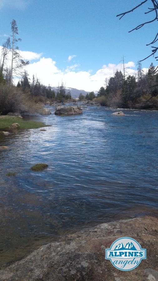 Boulder Creek Wyoming