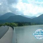 Sylvenstein Hochwasser
