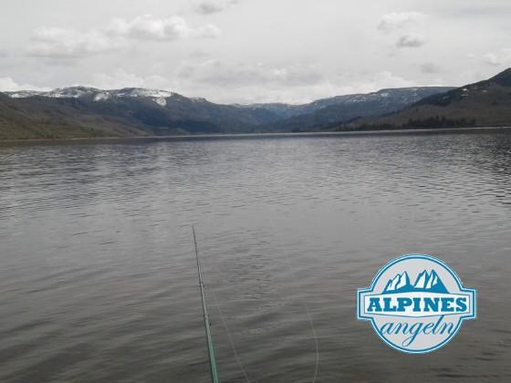 Nordteil Boulder Lake