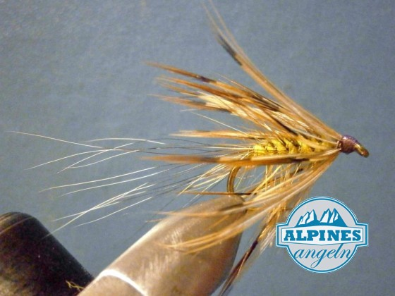 French Patrigde Wetfly