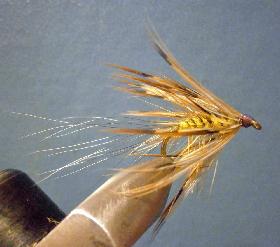 French Patrigde Wetfly
