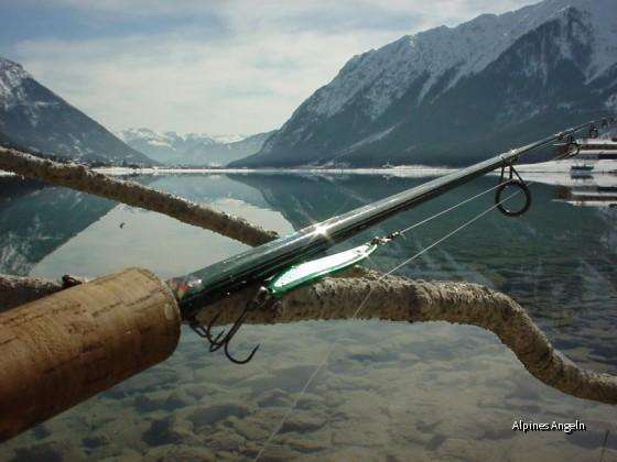Seeforellenjagd am Achensee