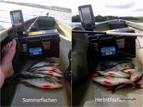 Sommer und Herbst in Schweden
