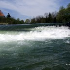 Mangfall - Schmelzwasser