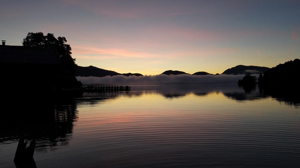 die schönste Zeit am See