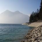 Walchensee Stille Bucht