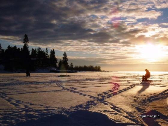 Auf der schwedischen Ostsee