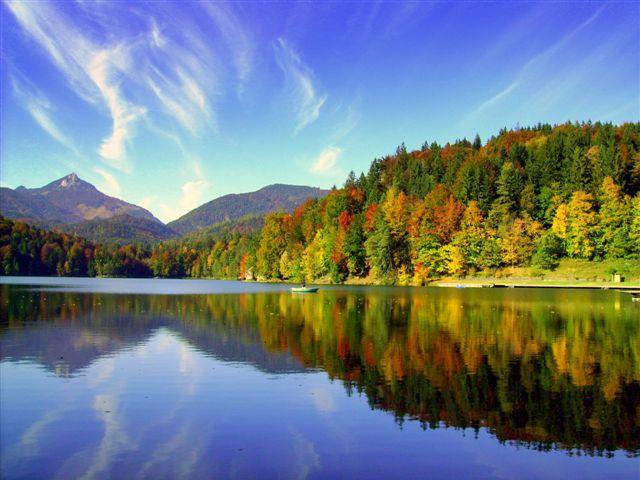 Herbstimpressionen Hechtsee #2